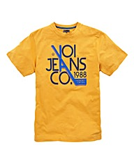 Voi Acker Mustard T-Shirt Regular