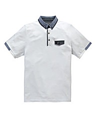 Voi Clones White Polo Long