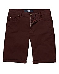 UNION BLUES Wine Hunt Jean Shorts
