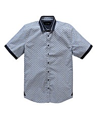 Black Label By Jacamo Skye Shirt Regular