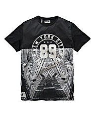 Label J NYC 89 Mirror T-Shirt Regular