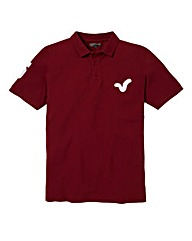 Voi Wyndham Maroon Polo Long