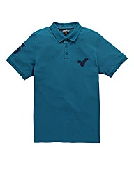Voi Wyndham Teal Polo Long