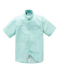 Jacamo Mint Hamlet Summer Shirt Regular
