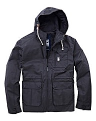 Crosshatch Shayter Black Jacket