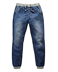 UNION BLUES Jamie Cuffed Jeans 31in Leg