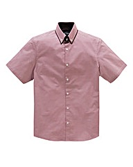 Black Label By Jacamo Iona S/S Shirt R