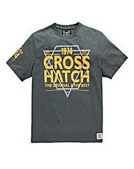 Crosshatch Slinkz Iron T-shirt