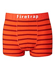 Firetrap Pack of 3 Stripe Boxers