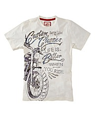 Joe Browns Enjoy The Ride T-Shirt Long
