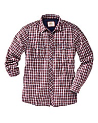 Joe Browns Grunge Check Shirt Regular