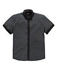 Black Label by Jacamo Hopwood Shirt R