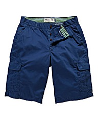 Flintoff By Jacamo Blue Cargo Short