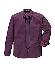 Black Label By Jacamo Clyde Shirt L