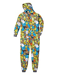 Simpsons Onesie