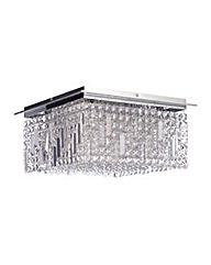 Fane LED Large Bathroom Light-Chm