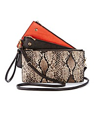 3 in 1 Clutch Bag