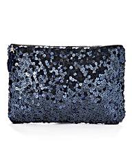 Joanna Hope Sequin Clutch Bag