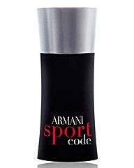 Armani Sport Code Pour Homme 50ml EDT