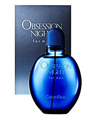 CK Obsession Night 125ml EDT