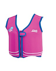 Zoggs Girls Bobin Jacket