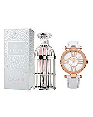 Watch with Lipsy Dream Caged 30ml EDT