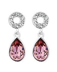 Jon Richard Teardrop earrings