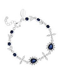 Jon Richard Kate blue crystal bracelet