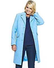 Nightingales Boucle Coat