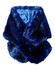 Nightingales Faux Fur Scarf
