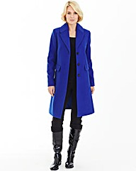 Nightingales Cobalt Coat