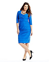 Nightingales Cobalt Dress