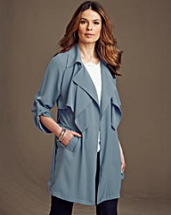 Nightingales Soft Trench Coat