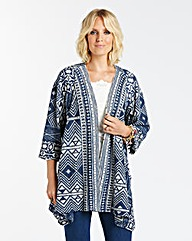 Nightingales Aztec Cardigan