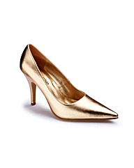 Bespoke Pointy Court Shoes Standard Fit