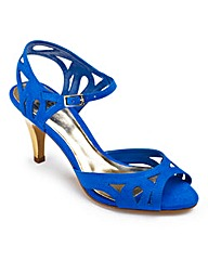 Sole Diva Cut Out Sandal EEE Fit