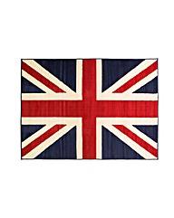 Buckingham Union Jack Rug