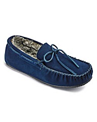 &Brand Moccasin Slippers