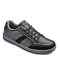 Foot Therapy Lace Up Shoes Wide