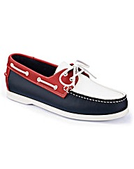 Williams and Brown Lace Up Boat Shoes