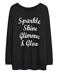 Christmas Sparkle And Shine Top