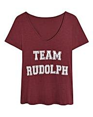 Team Rudolph Tee