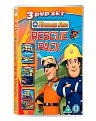 Fireman Sam - Rescue Pack (DVD)