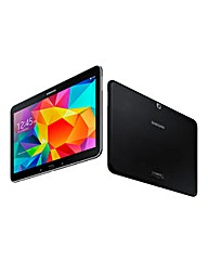 Samsung 10in Galaxy Tab 4 - Black