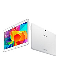 Samsung 10in GalaxyTab 4 - White