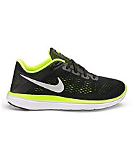 Nike Flex 2016 Run Grad School Trainers