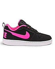 Nike Recreation Low Pre School Trainers