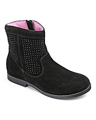 The Kids Division Girls Western Boots