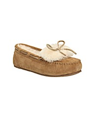 Clarks Warm Glamour Slippers