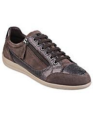Geox  Myria Zip up Sneaker